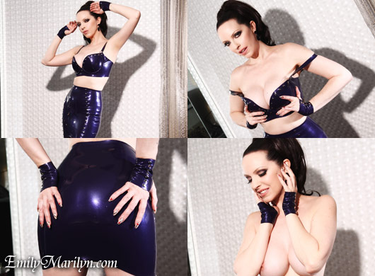 Emily Marilyn Hard Edge