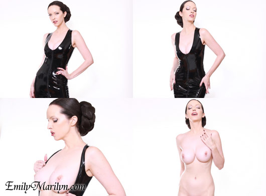 Emily Marilyn Slick Shiny