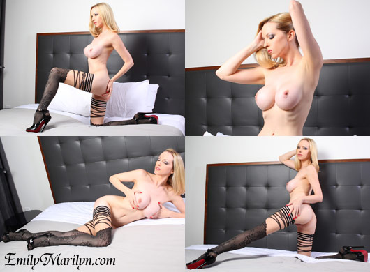 Emily Marilyn ribbon and lace