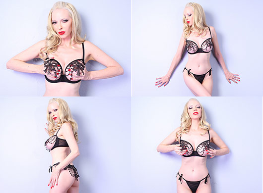 Emily Marilyn Luscious Lace