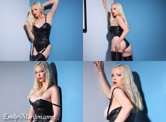 Emily Marilyn forbidden rose