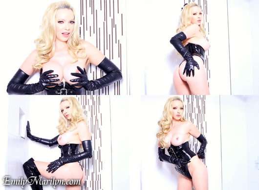 Emily Marilyn stern domme